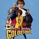 Austin Powers in Goldständer