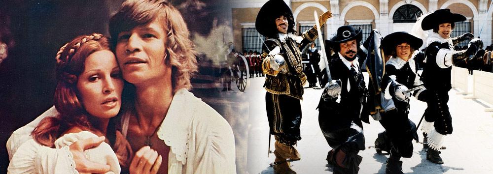 Die Drei Musketiere Film 1973