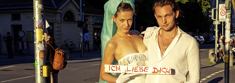 Leila lowfire berlinale nackt