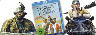 150 Jahre Bud Spencer und Terence Hill