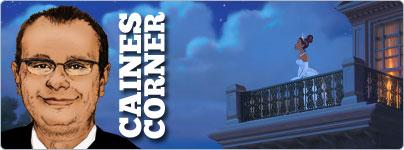 Caines Corner: Zeichentrick