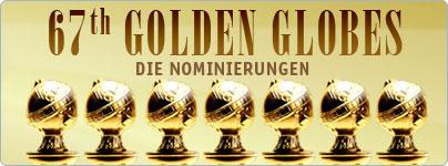 Die Golden Globe Nominierungen 2009
