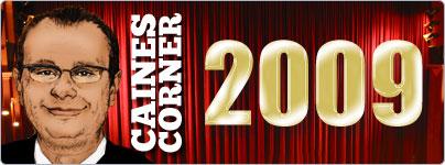 Caines Corner: Kinojahr 2009