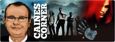 Caines Corner: Serien