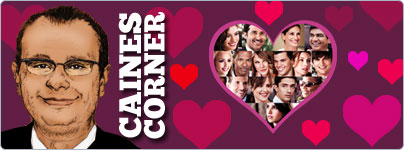Caines Corner: All you need is Love