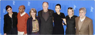 Die Jury der Berlinale 2010