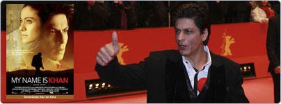 Shah Rukh Khan in Berlin