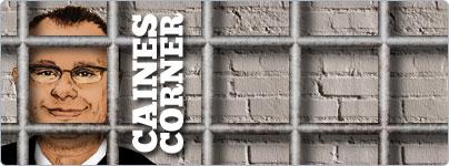 Caines Corner: Hinter Mauern