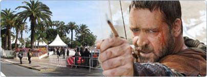 Robin Hood eröffnet Cannes