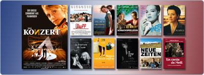 Französische Filme im KIZ 2010