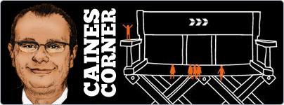 Caines Corner: Filmproduktion