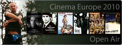 Cinema Europe - Woche 3