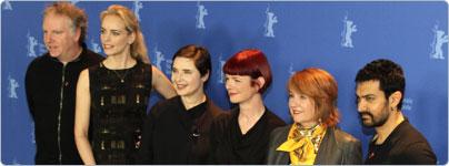 Die Berlinale-Jury 2011