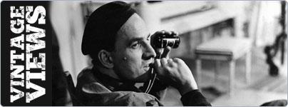 Vintage Views: Ingmar Bergman