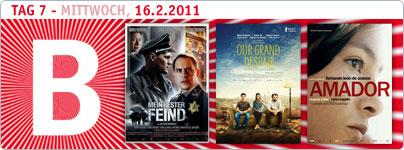 Berlinale Tag 7