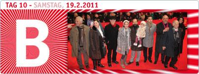 Berlinale Tag 10
