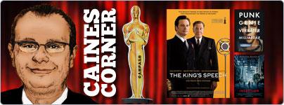 Caines Corner: Oscars 2011
