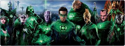Green Lantern - Das Uncut-Quiz