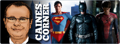 Caines Corner: Comic-Verfilmungen