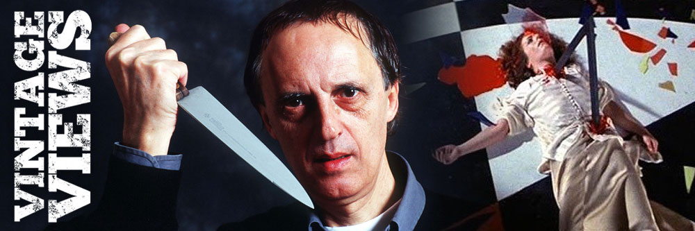 Vintage Views: Dario Argento
