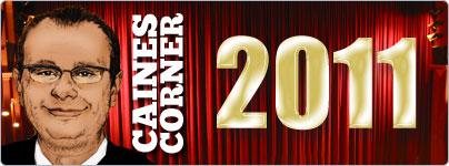 Caines Corner: Kinojahr 2011