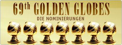 Die Golden Globe Nominierungen 2011