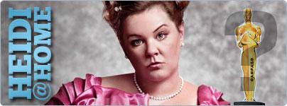 Heidi@Home:  And the Oscar goes to… Sookie?