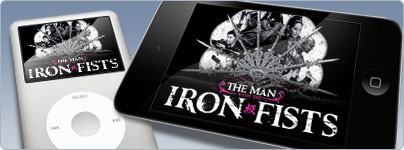 >Trailer der Woche: The Man with the Iron Fists
