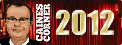 Caines Corner: Kinojahresrückblick 2012