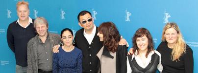 """Berlinale 2013 - Die Jury als """"Wertschätzungs-Truppe"""""""
