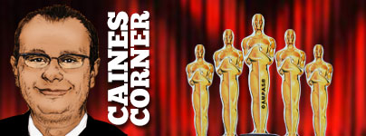 Caines Corner: Die Oscars 2013