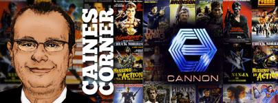 Caines Corner: Cannon-Films