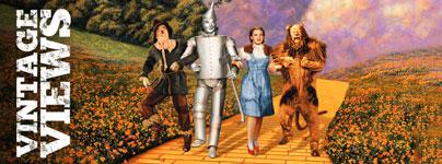 Vintage Views: Der Zauberer von Oz