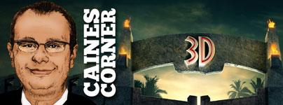 Caines Corner: 3D