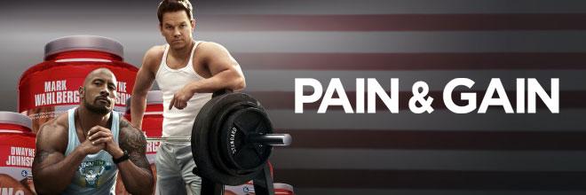 Pain & Gain - Das Uncut-Quiz