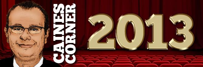 Caines Corner: Kinojahresrückblick 2013