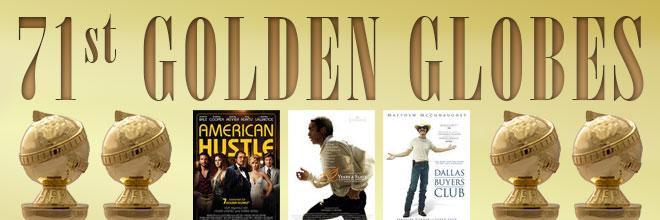 Die Golden Globe Gewinner 2013
