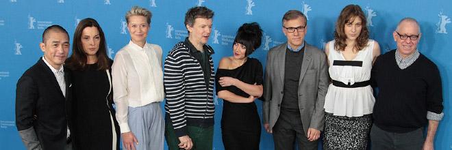 Die Jury der Berlinale 2014