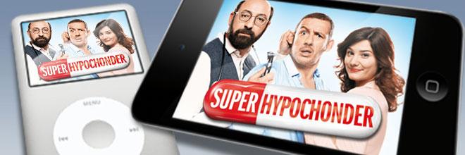 Trailer der Woche: Super-Hypochonder