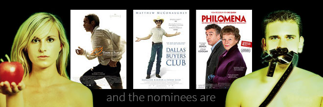 eat the pictures - and the nominees are