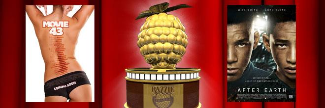 Die Gewinner der Goldenen Himbeere