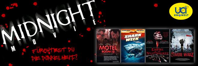 UCI Midnight Movies - März 2014