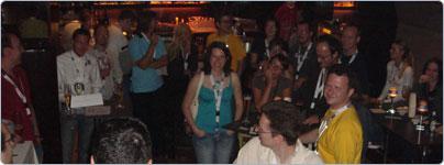 Bilder von der 8-Jahres-Feier