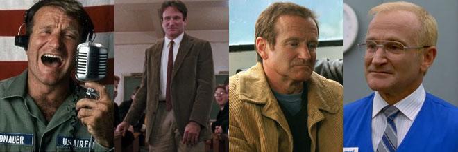 """Robin Williams - """"Oh Captain, my Captain!"""""""