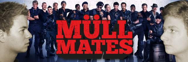 Müll Mates - The Expendables