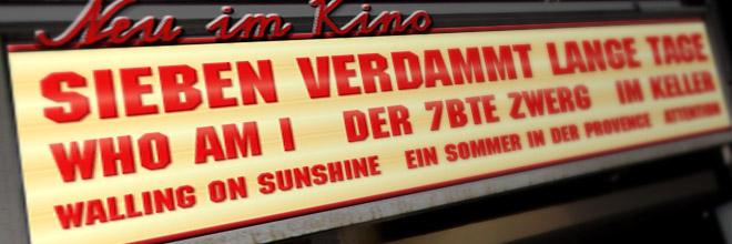 Neu im Kino: Woche 39/2014