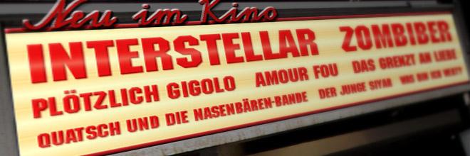 Neu im Kino: Woche 45/2014