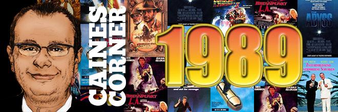 Caines Corner: Happy Birthday 1989