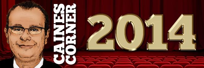 Caines Corner: Filmjahr 2014