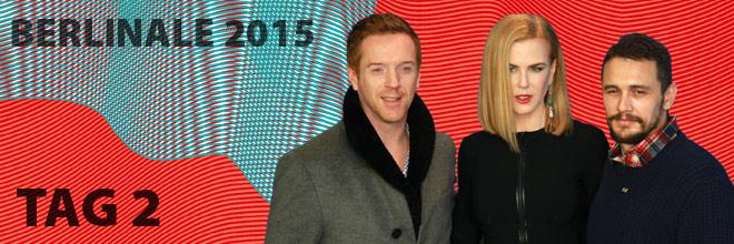 Berlinale 2015 - Tag 2